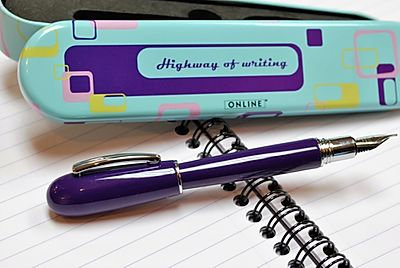 Online Highway of Writing Fountain Pen