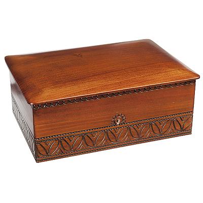 Polish Wood Box - Masculinity (Large)