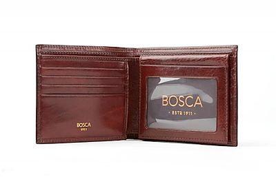 Bosca Double I.D. Credit Wallet