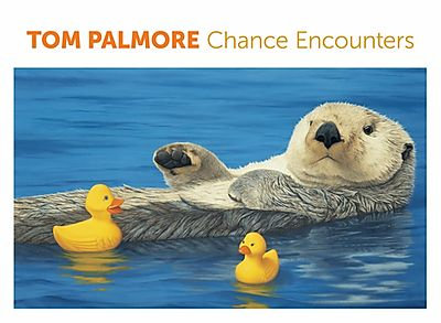 Tom Palmore: Chance Encounters Note Cards