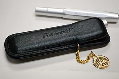Kaweco Pouch with Chain for 2 Sport Pens
