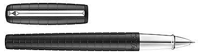 S.T. Dupont Line D Ceramium ACT Black Rollerball