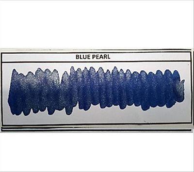 Diamine Blue Pearl - Shimmertastic Ink