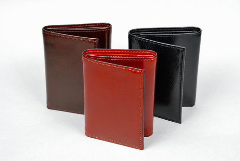 Capitol Trifold with Leather Lining