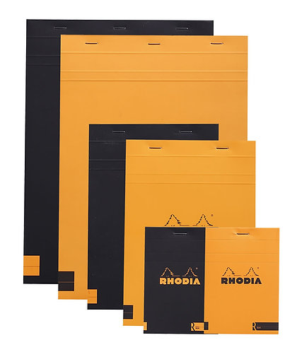 "R by Rhodia No. 18 Premium Lined Pad (8.3"" x 11.7"")"