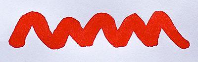 Diamine Brilliant Red Ink