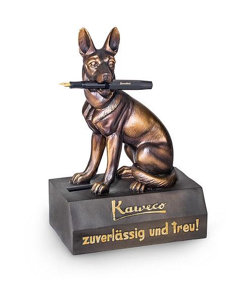 Kaweco German Shepherd Pen Holder/Piggy Bank