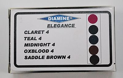 "Diamine ""Elegance"" Ink Cartridge Set"