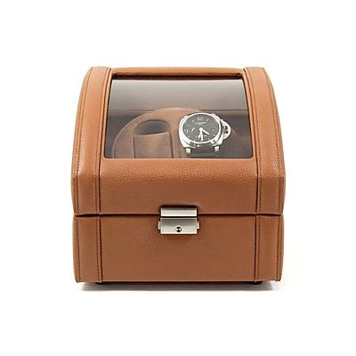Bey-Berk Leather Watch Winder