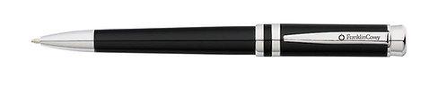 Franklin Covey Freemont Ballpoint Pen - Black