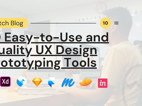 10 Powerful Prototyping Tools for UX Designers to Communicate Ideas and Collaborate