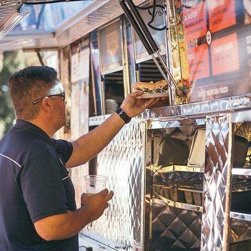 Food Truck Triple Play