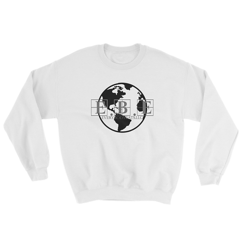 EBE Sweatshirt Generic Logo Blk/Grey