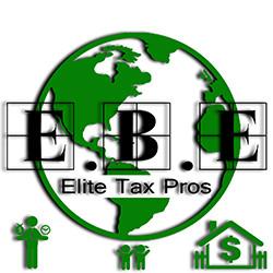 EBE Elite Tax Pro's Logo Resized