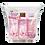 Thumbnail: Kustie Cherry Blossom 3 in 1 Travel Set (Shampoo+Conditioner+Shower&Bath Gel)