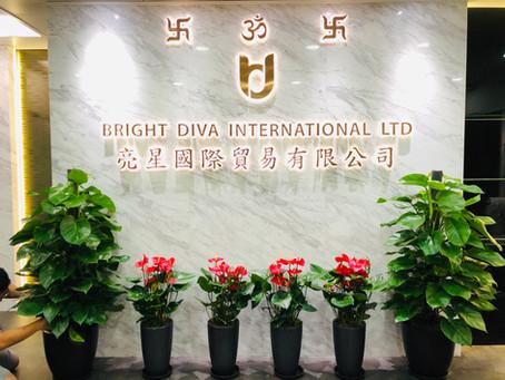 Hong Kong Office - Relocation