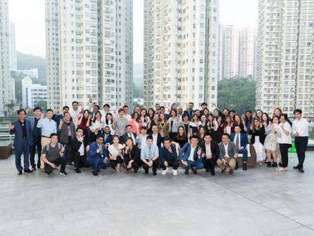 Hong Kong Office Grand Opening