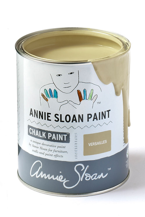 1 Litre of Versailles Chalk Paint® by Annie Sloan