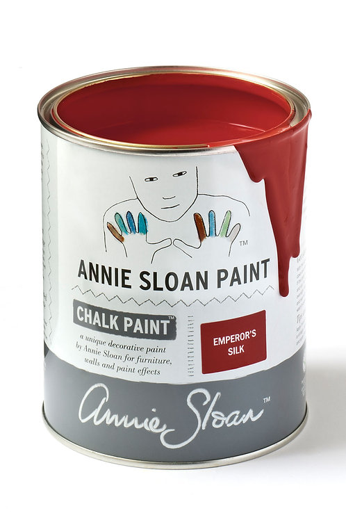 1 Litre of Emperor's Silk Chalk Paint® by Annie Sloan