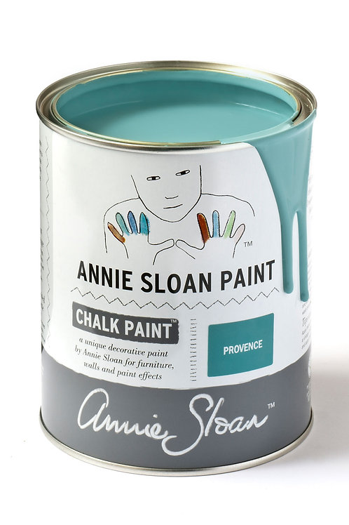 1 Litre of Provence Chalk Paint® by Annie Sloan