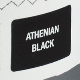 Sample Tin (120mL) of Athenian Black Chalk Paint® by Annie Sloan