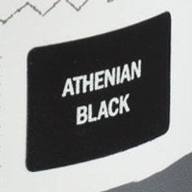 Sample Tin (120mL) of Athenian Black Chalk Paint® by Annie Sloan