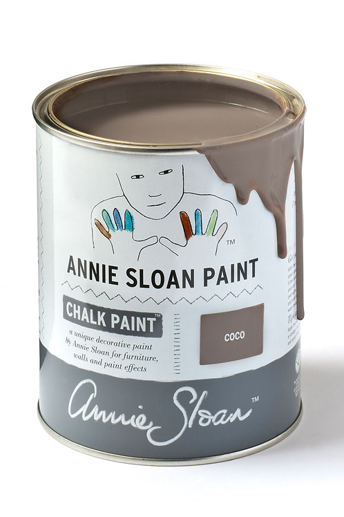 1 Litre of Coco Chalk Paint® by Annie Sloan