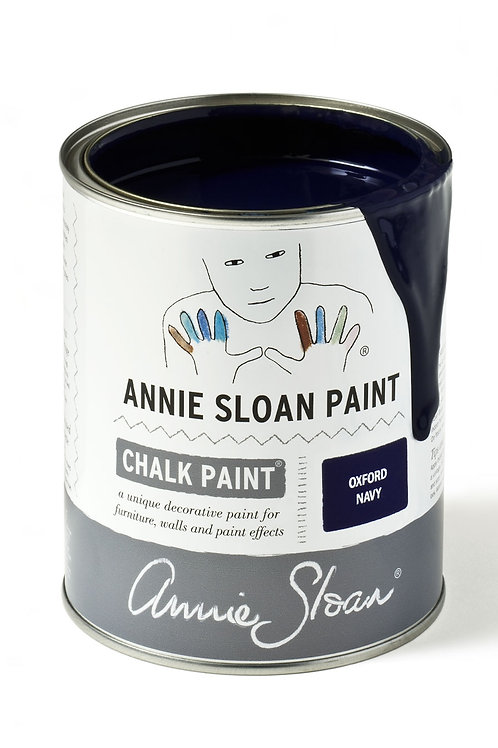 1 Litre of Oxford Navy Chalk Paint® by Annie Sloan