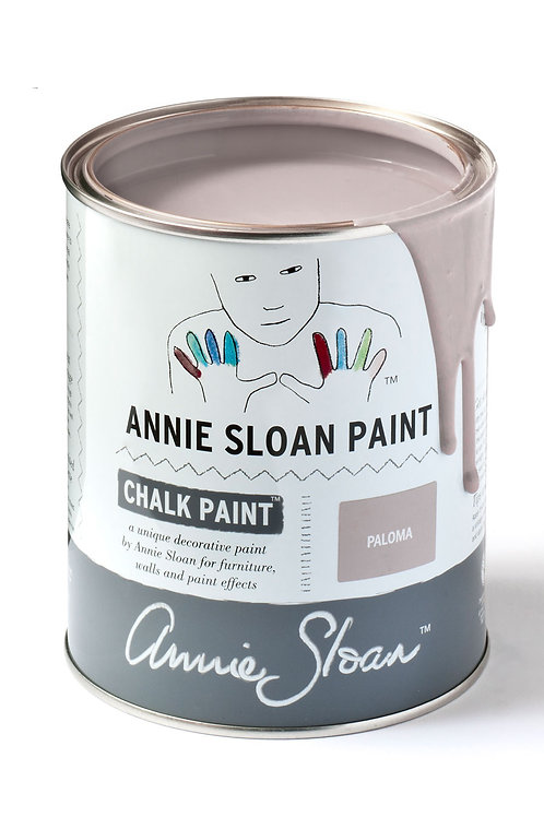 1 Litre of Paloma Chalk Paint® by Annie Sloan