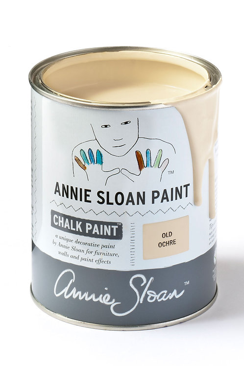 1 Litre of Old Ochre Chalk Paint® by Annie Sloan