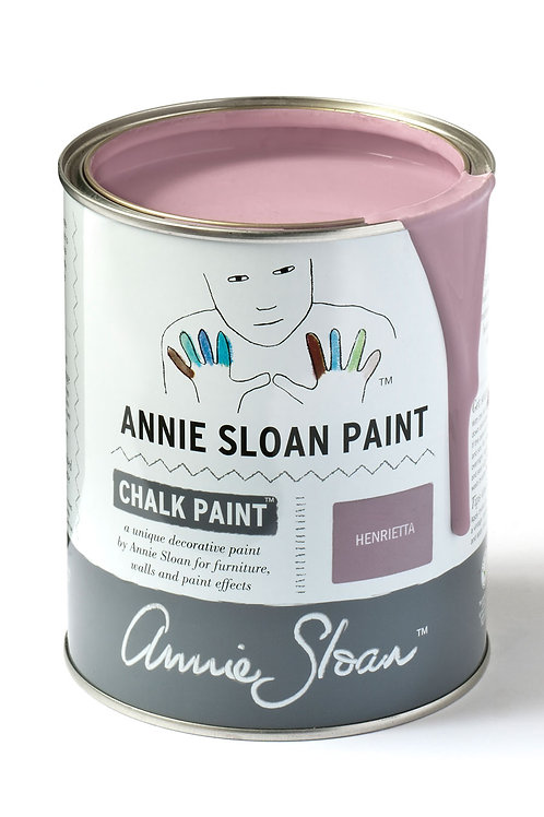 1 Litre of Henrietta Chalk Paint® by Annie Sloan
