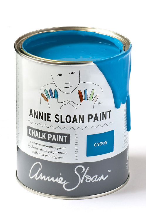 1 Litre of Giverny Chalk Paint® by Annie Sloan