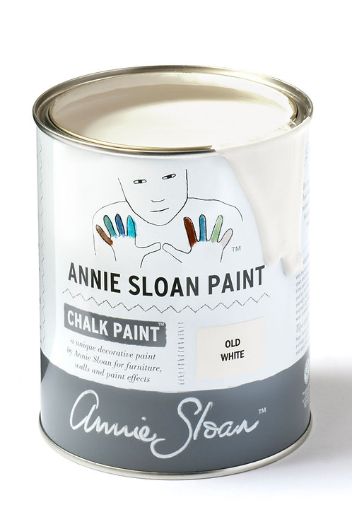 1 Litre of Old White Chalk Paint® by Annie Sloan