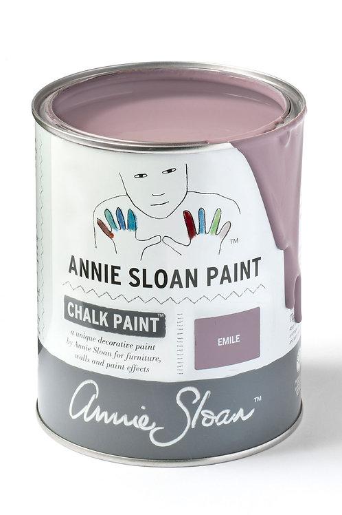 1 Litre of Emile Chalk Paint® by Annie Sloan