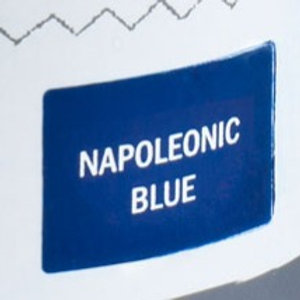Sample Tin (120mL) of Napoleonic Blue Chalk Paint® by Annie Sloan