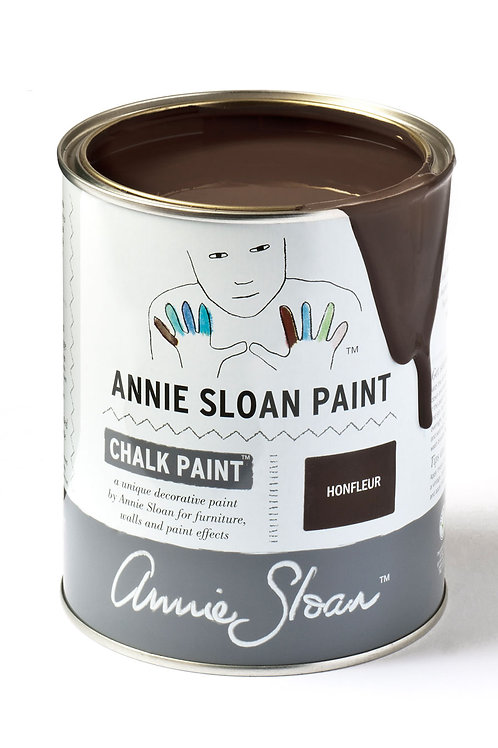 1 Litre of Honfleur Chalk Paint® by Annie Sloan