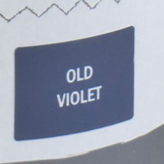 Sample Tin (120mL) of Old Violet Chalk Paint® by Annie Sloan