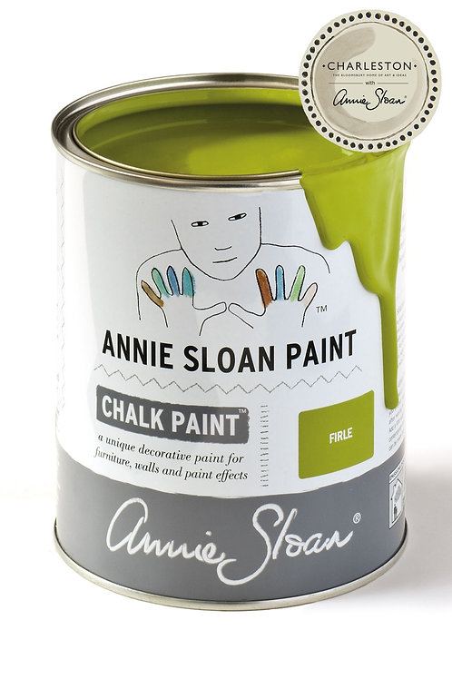 1 Litre of Firle Chalk Paint® by Annie Sloan