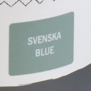 Sample Tin (120mL) of Svenska Blue Chalk Paint® by Annie Sloan
