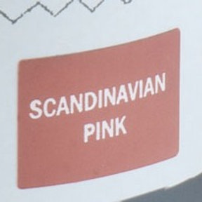 Sample Tin (120mL) of Scandinavian Pink Chalk Paint® by Annie Sloan