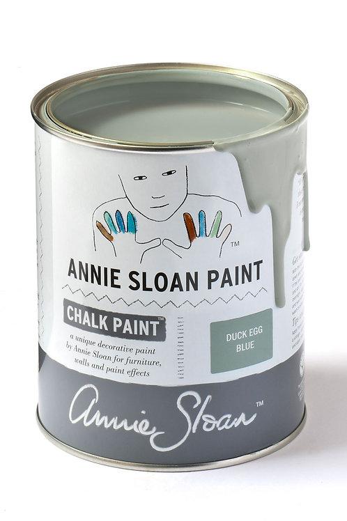 1 Litre of Duck Egg Blue Chalk Paint® by Annie Sloan