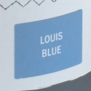 Sample Tin (120mL) of Louis Blue Chalk Paint® by Annie Sloan