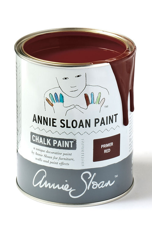 1 Litre of Primer Red Chalk Paint® by Annie Sloan