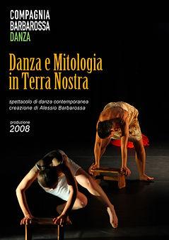 Compagnia Barbarossa Danza, Alessio Barbarossa, Valentino Porcu