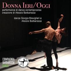 Compagnia Barbarossa Danza, Alessio Barbarossa, Giorgia Breviglieri