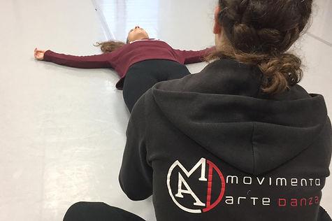 Movimento Arte Danze - Valentino Porcu