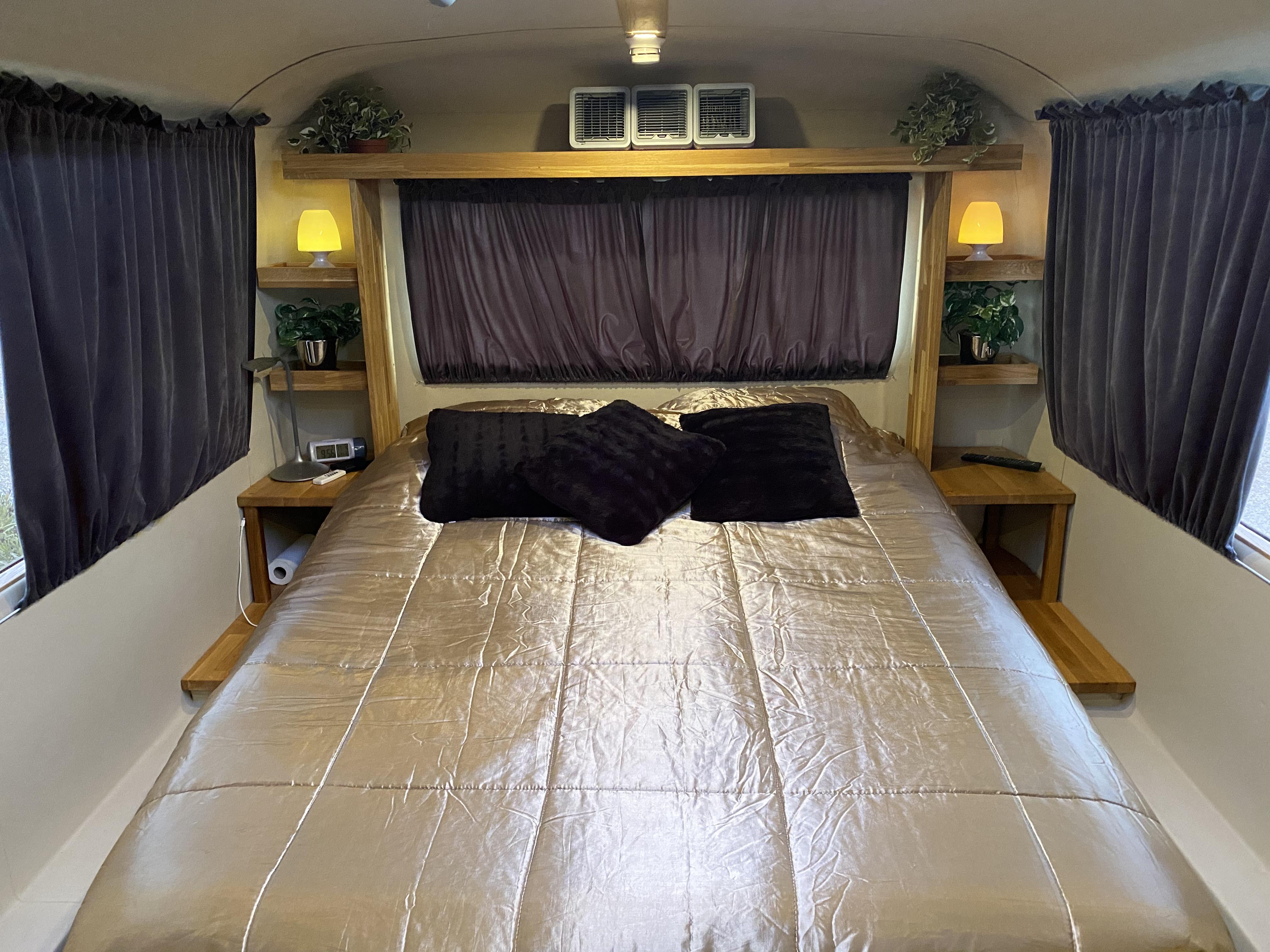 Sängkammaren.