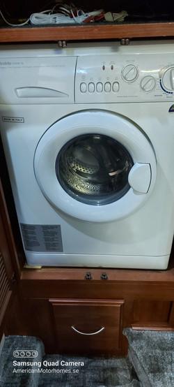Tvättmaskin/Tumlare.