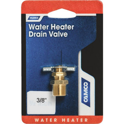 Camco water heater drain valve