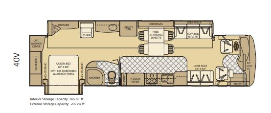 Floorplan 40V